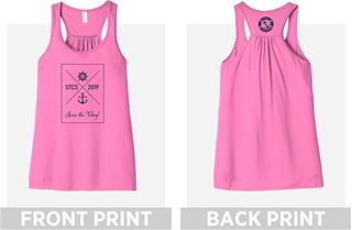 Picture of ladies Racerback Tank
